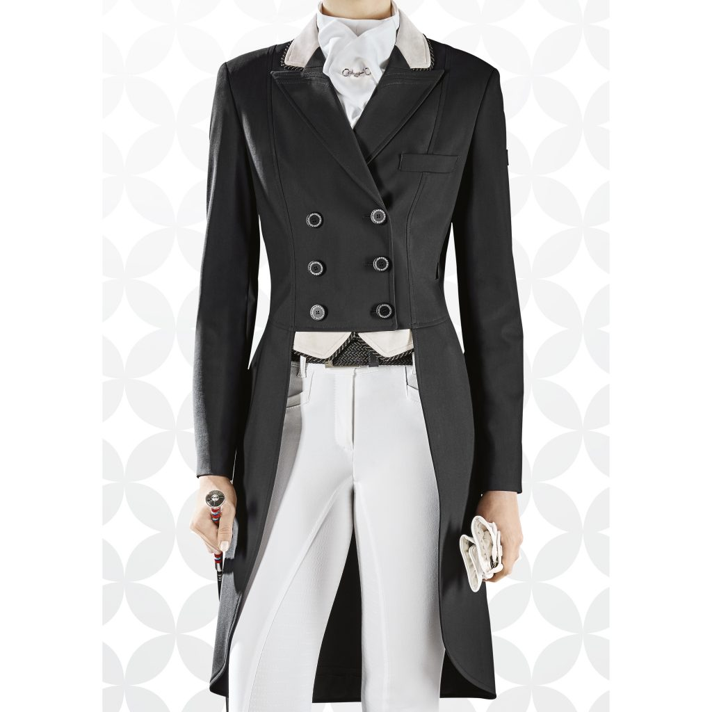 Equiline Cadence Shadbelly Tailcoat Royal Equestrian