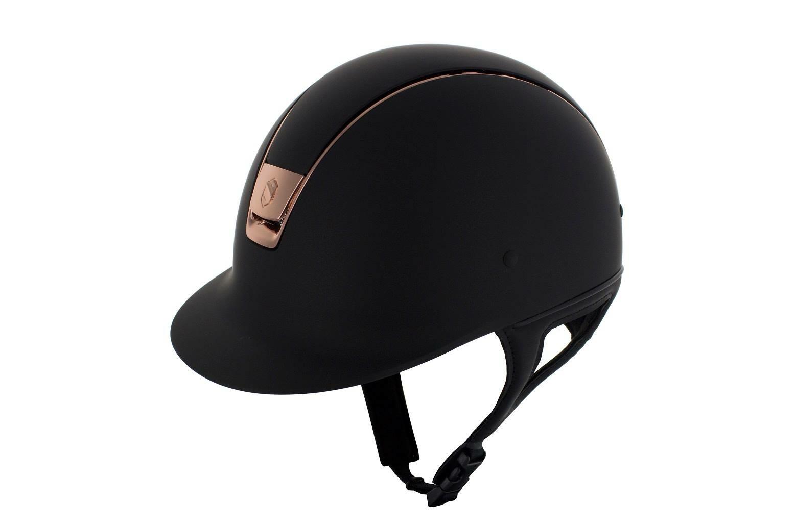 Samshield Shadowmatt Helmet Royal Equestrian