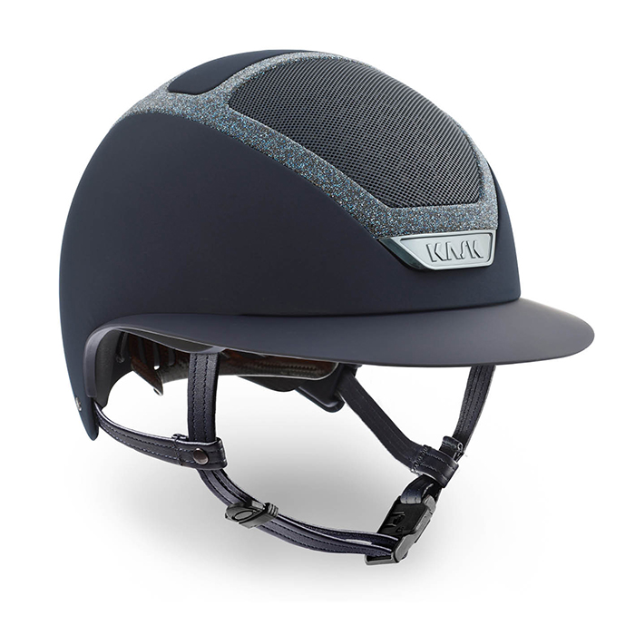 b1326b70025fb KASK Star Lady Helmet - Swarovski Frame - Royal Equestrian