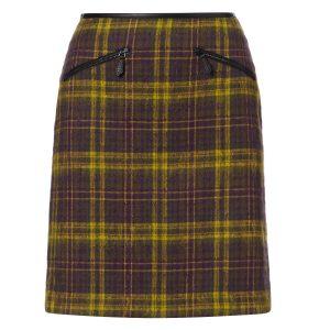 Zip Pocket Skirt