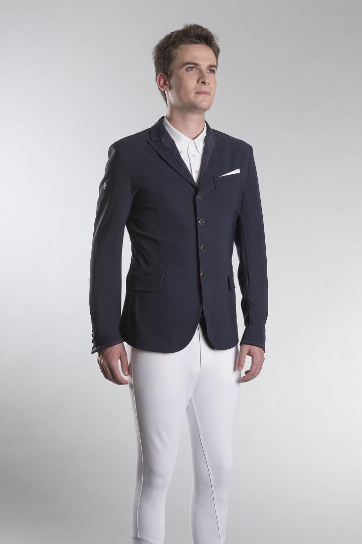 Samshield Mens Competition Jacket Louis Royal Equestrian