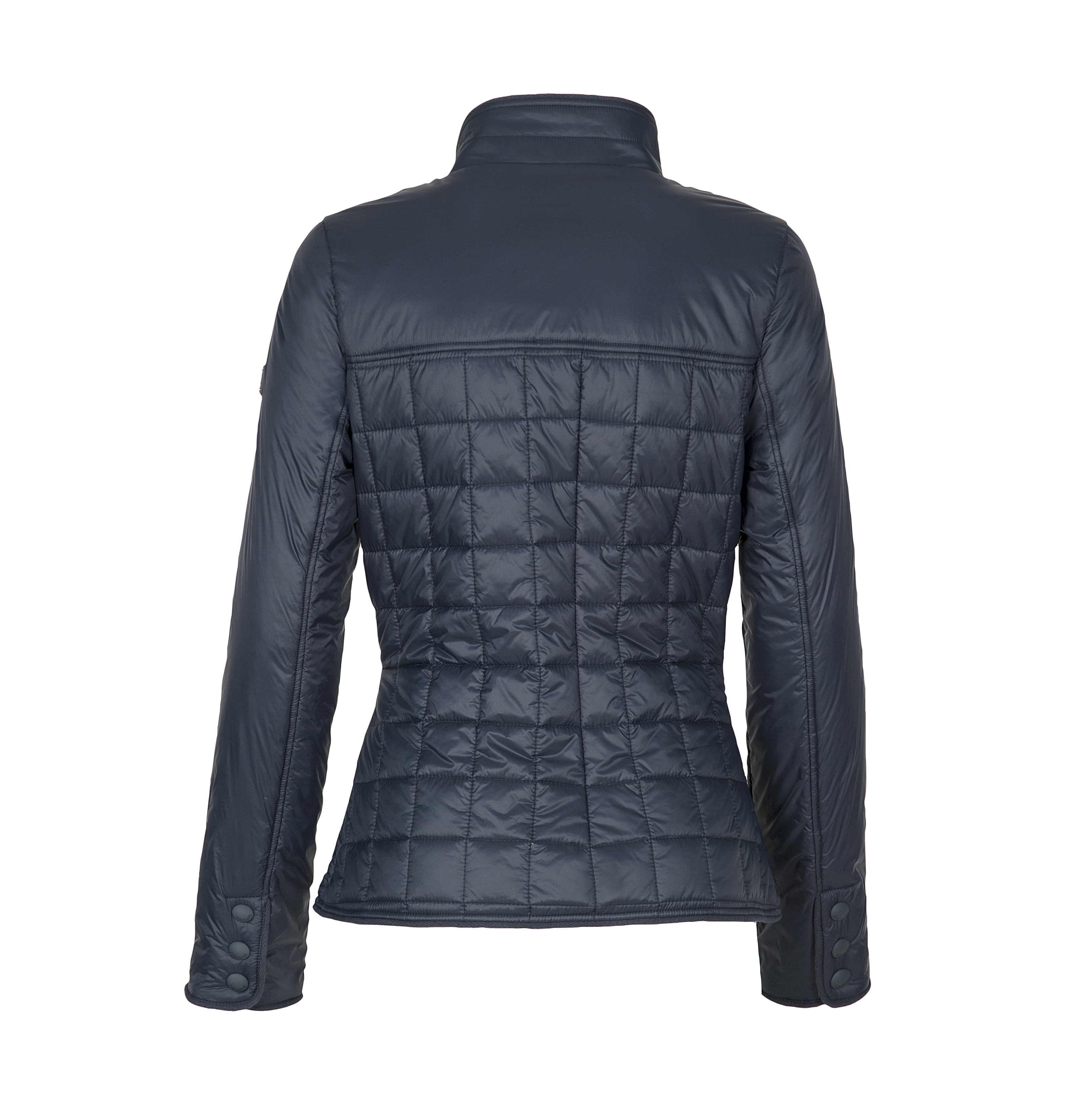 fullscreen clothing blue quilted lyst jacket cucinelli brunello men in for view shirt navy quilt