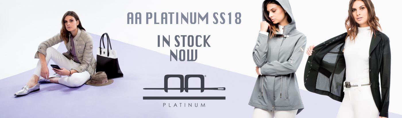 AA PLATINUM SS18