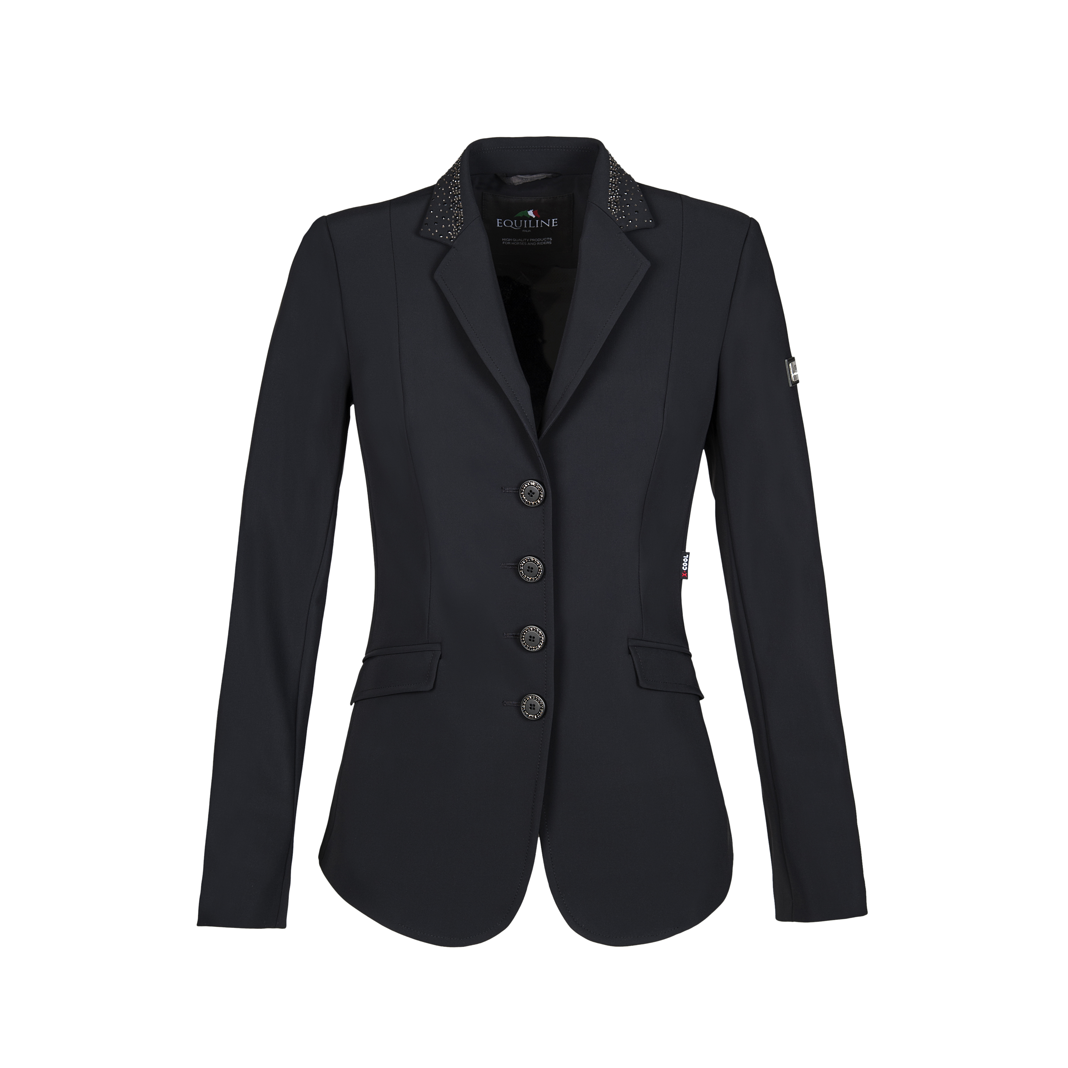 ecde02fba7 Equiline Womens Competition Jacket Chloe