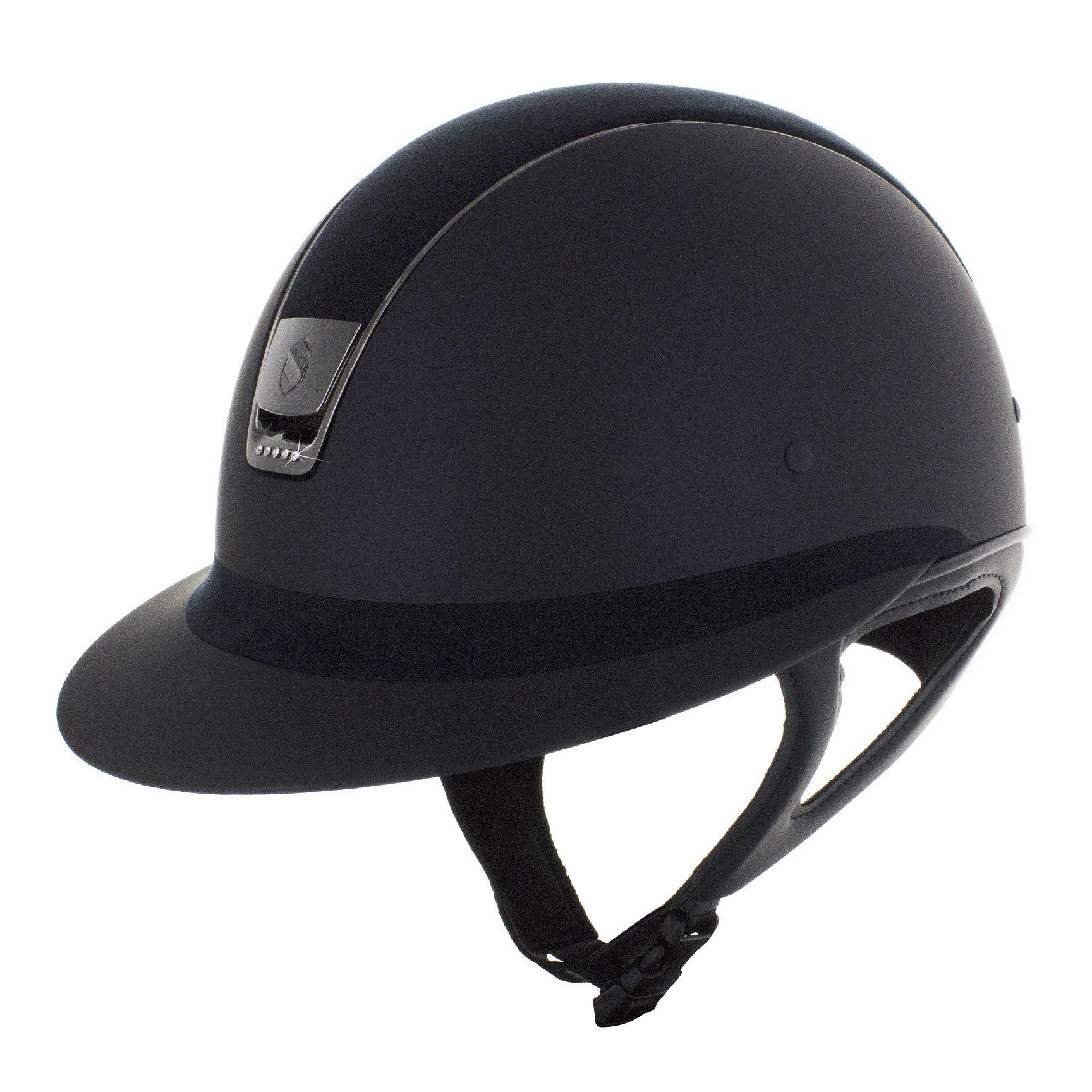 Samshield Shadowmatt Miss Shield Helmet Alcantara