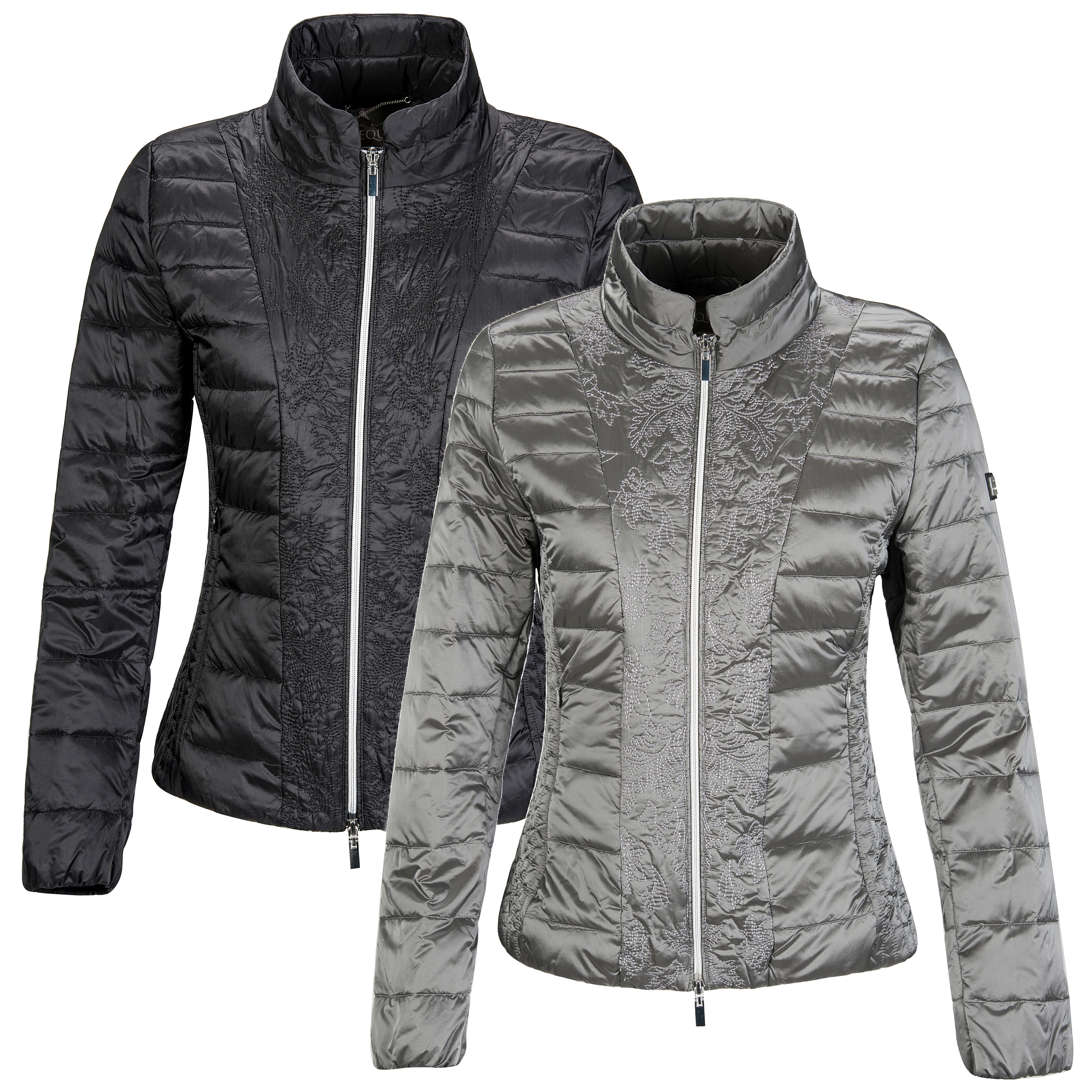 4a33d92b78 Equiline Womens Down Jacket Parsifal - Royal Equestrian