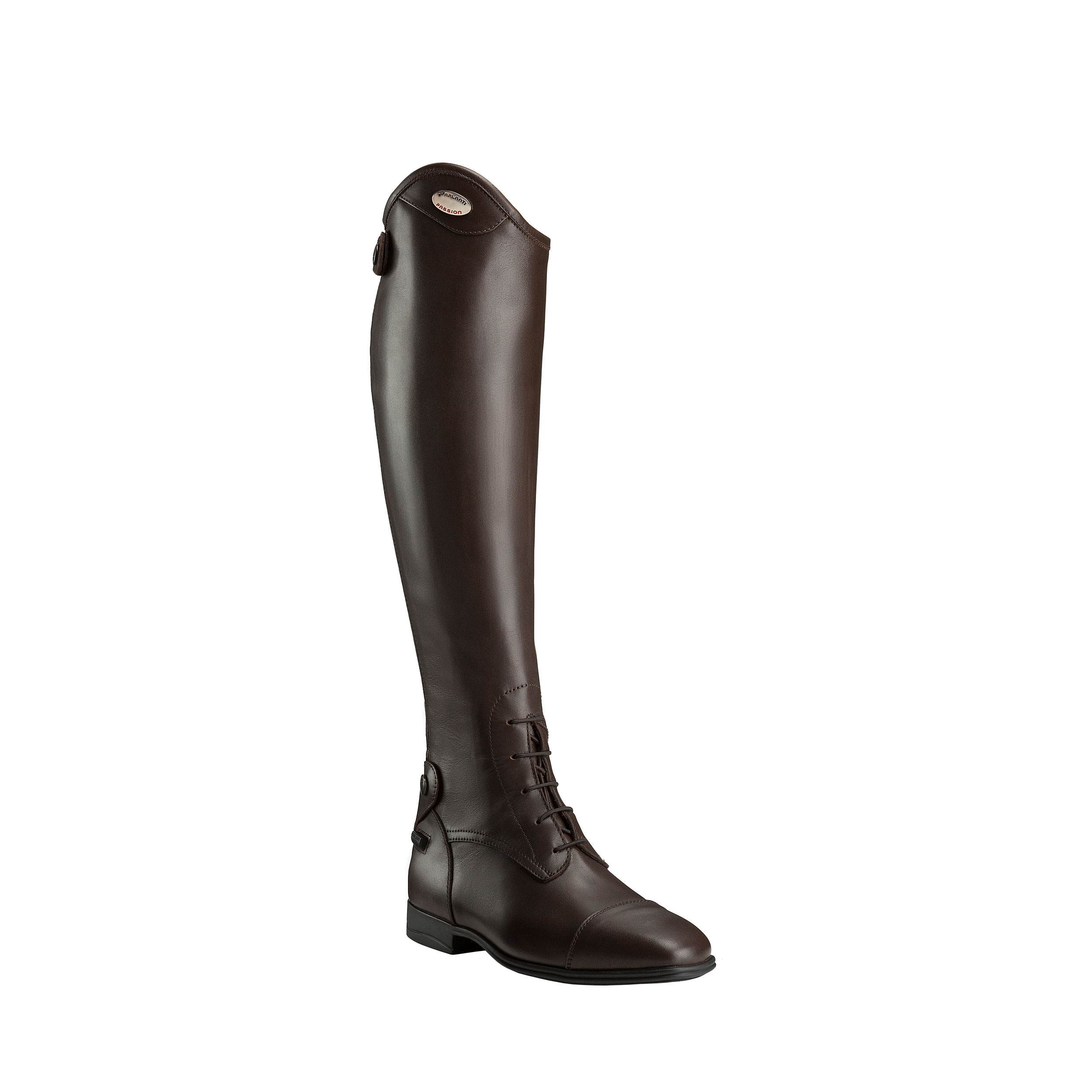 Parlanti Miami Riding Boots Brown