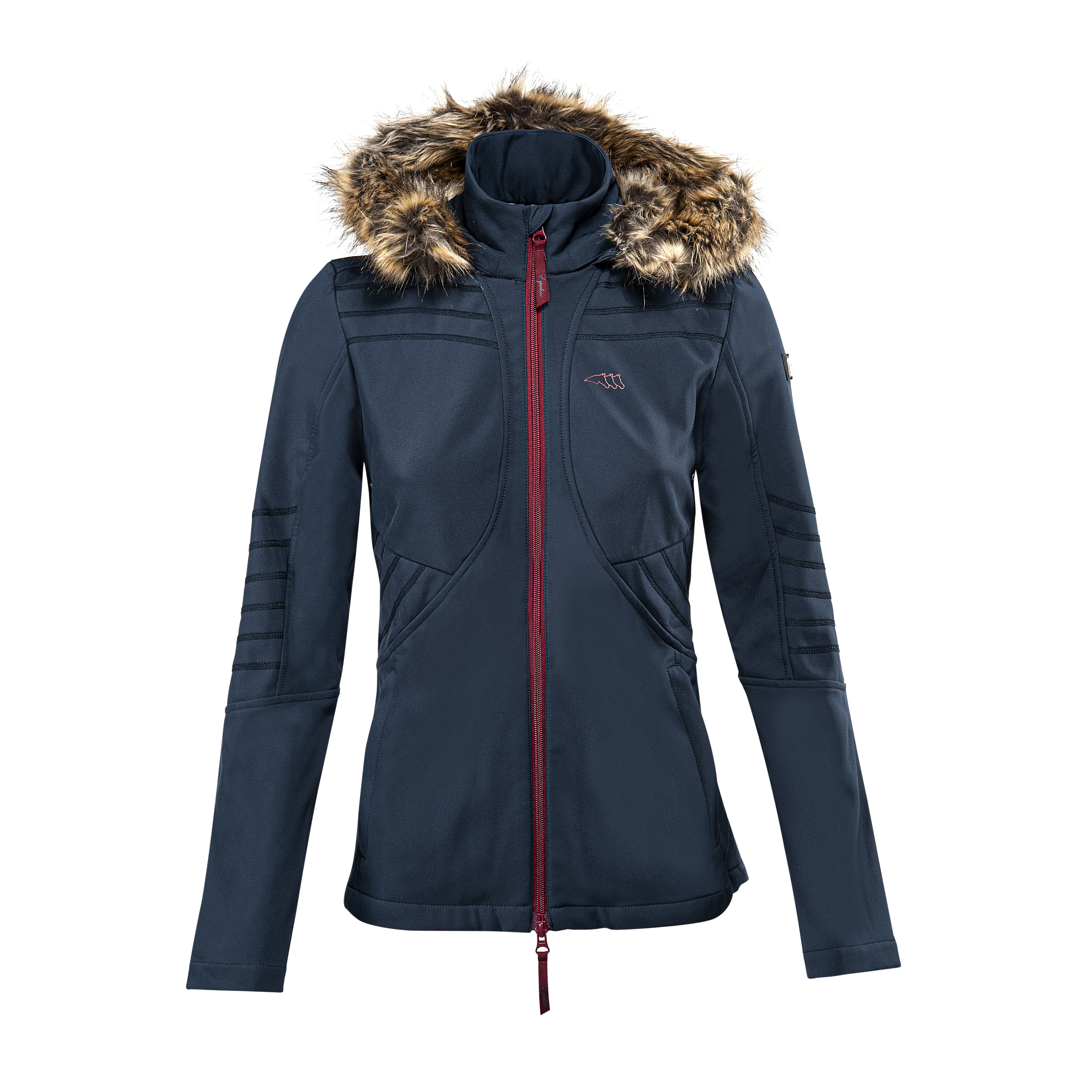 Equiline Womens Softshell Clemantis