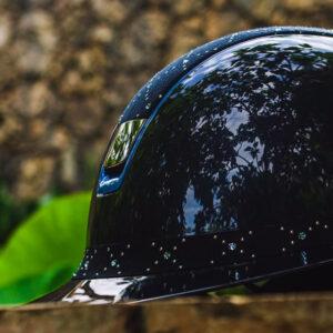 Glossy Helmets