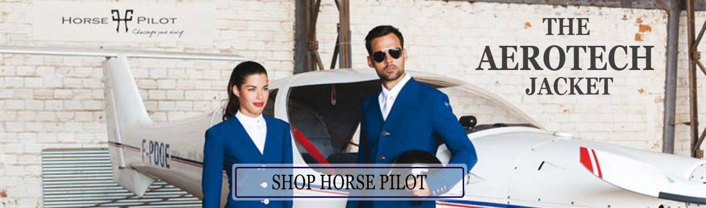 HORSE PILOT aerotech jacket